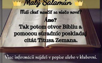 Malý Šalamún