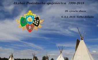 20. výročie 45. zboru Posledného spojenectva