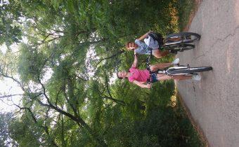 Super Mária bicykluje III.