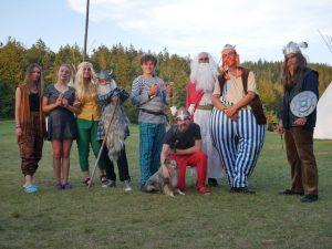 Vlčiacky tábor Asterix a Obelix 2020