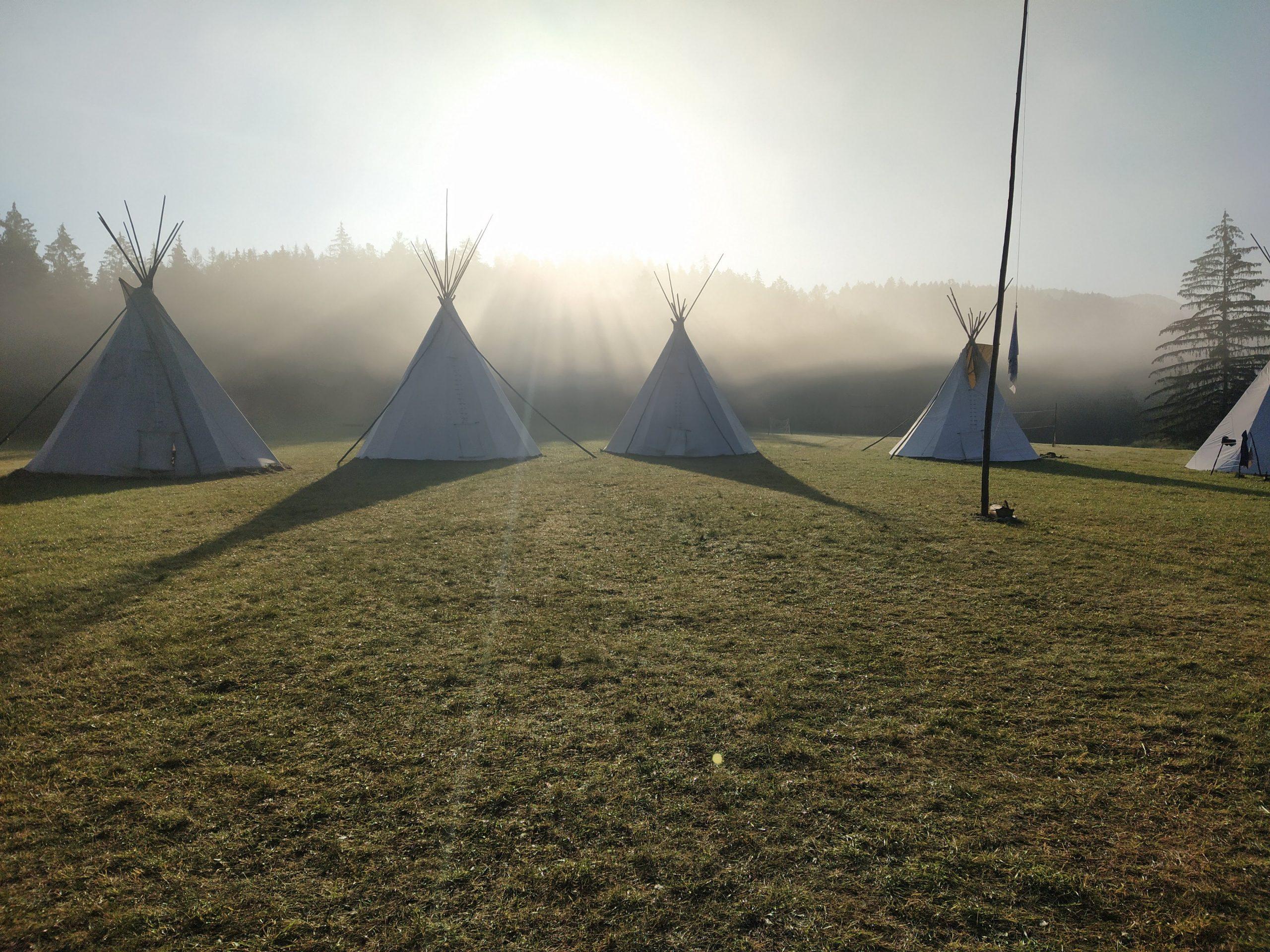 Skautský tábor Terra incognita